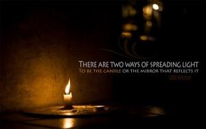 inspirasi-be-a-candle
