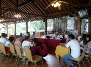 Diskusi kelompok 1 netizen gathering MPR RI