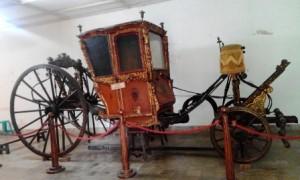 Kereta kuda di Keraton Surakarta Hadiningrat