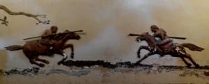Relief di Keraton Surakarta Hadiningrat