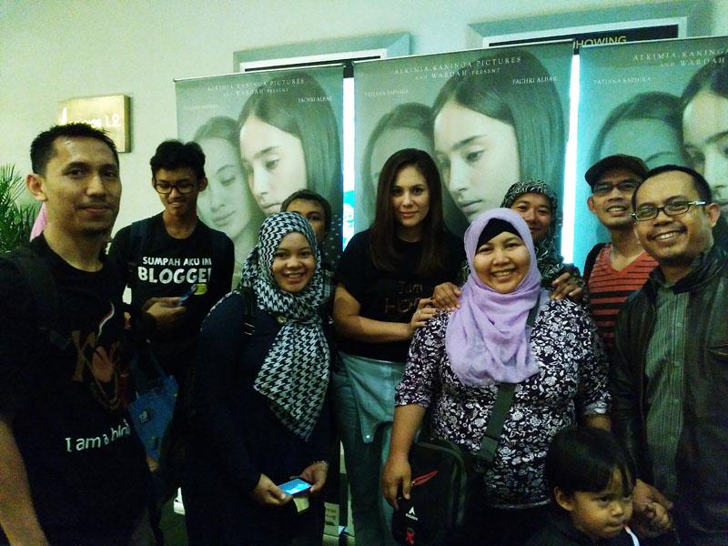 KOPI Bandung nobar Film I am Hope