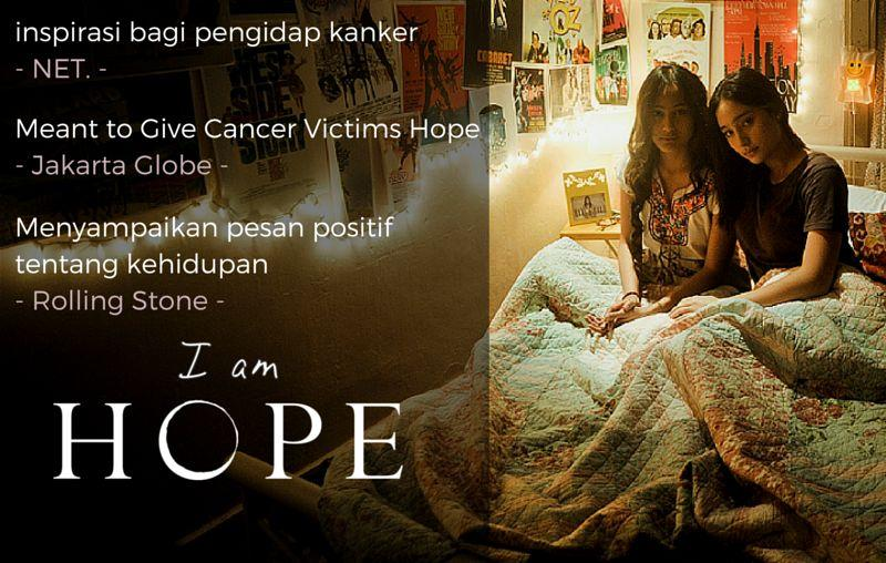 I am Hope | Dokumentasi @iamhopethemovie